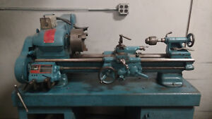 South Bend 9 Inch Precision Lathe Model a