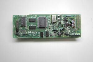 Mitutoyo Surftest Sj 211 Surface Roughness Profilometer Mother Board Electronics