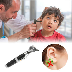 Medical Otoscopio Led Ophthalmoscope Clinical Ear Care Pro Diagnostic Tool Te892