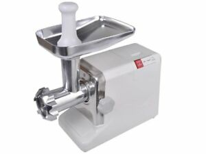Electric Meat Grinder Mincer Sausage Machine 3 Cutting Plates 2000w Commercial
