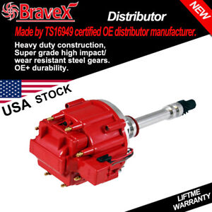 Small Big Block Chevy Ready To Run Small Cap Hei Distributor W Coil 305 283