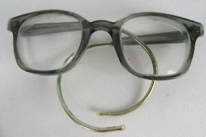Vintage Protective Safety Glasses American Optical With Lucite Frame
