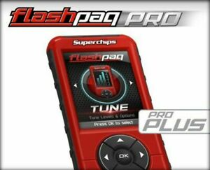 Superchips Flashpaq Pro Plus Handheld Tuner For Gm Ford