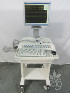 Ge Case P2 Stress Test Machine With T2100 Treadmill And 6 Month Parts Warranty