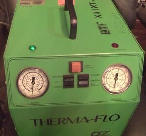 Thermaflo Ac Recovery Unit Oz Saver 4000 Light Refrigerant Hvac zz4