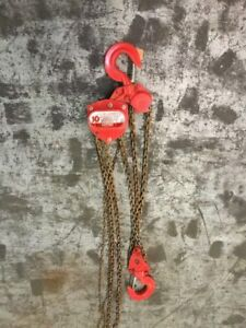 Coffing Hand Chain Hoist De0003