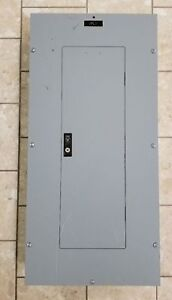 Westinghouse Pow r line Panel Model Prl1 225 Amps 208 120 Volts With Breakers