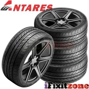 4 New Antares Ingens A1 215 45r17 Tl 91w All Season Performance Tires