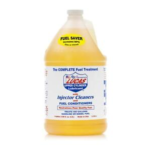 Lucas Oil 10013 Upper Cylinder Lubricant Fuel Treatment 1 Gallon 4 Pack