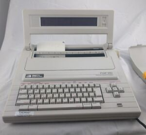 Smith Corona Pwp 55d Word Processor Tested Works Returns Accepted