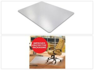48 Inch X 60 Inch Clear Chair Mat Home Office Computer Desk Floor Protector