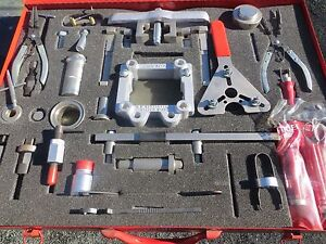 Automotive Air Conditioning Car Compressor Service Tool Kit 15 91021
