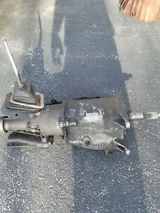Chevy Camaro Borg Warner Super T 10 4 Speed Transmission 1978 no Shipping
