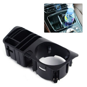 Water Cup Holder Frame Cover Trim For Mercedes Benz C E Glc Class