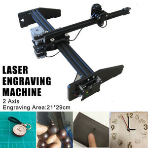2500mw Xy 2 Axis Laser Drawing Engraving Machine Pen Printer Plotter Auto Write