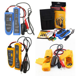 Underground Wire Locator Multifunctional Cable Tester Tracker 3 1000 Feet