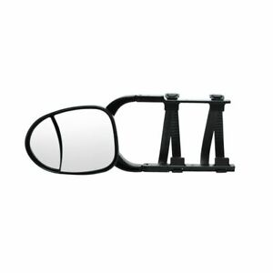 Pilot Automotive Universal Clip on Towing Mirror With Convex Blind Spot Mi 063