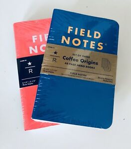 Field Notes Starbucks Reserve Exclusive Capitol Hill Coffee Origins