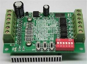 Tb6560 Driver Board Cnc Router Motor Driver Single Axis Controller Steppe D5pcs