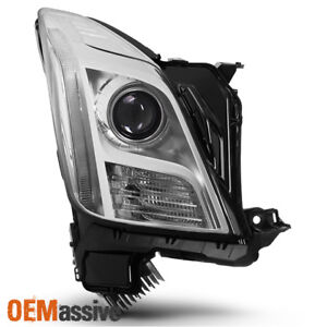 Fit 2013 2014 2015 Cadillac Xts hid Model Passenger Side Headlight Replacement