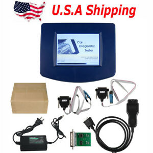 Usa Ship Main Unit Of V4 94 Digiprog Iii 3 Progarmmer With Obd2 St01 St04 Cable