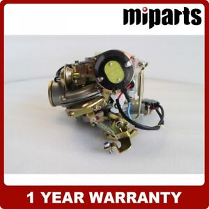 New Carburetor Fit For Nissan Engine Z24 Datsun 720 Part 16010 21g61 Caravan