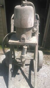Graco 30 1 Used Airless Pump