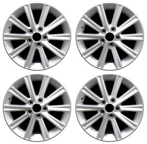 17 Toyota Camry 2012 2013 2014 Factory Oem Rim Wheel 69603 Full Set