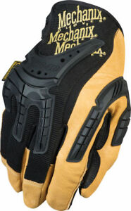 Mechanix Cg Heavy Duty Leather Work Gloves