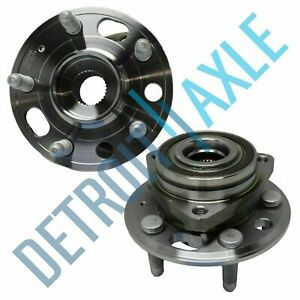2 Front Wheel Bearing Hub For 2003 2004 2005 2006 2007 2008 Nissan 350z Rwd