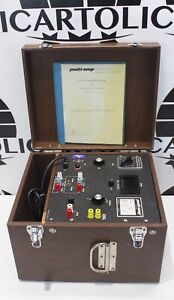 2 Avo Megger Multi amp Cs 6b Phase Shifter Cs 6b 6 B