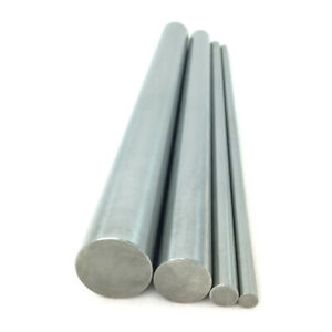 Tungsten Alloy Rod 1 1250 Dia X 12 Long 93 Tungsten With Ni Mo Fe