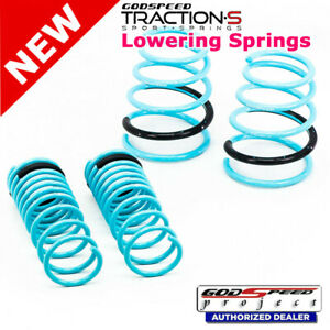 Traction s Sport Spring For Subaru Wrx 08 14 Gh ge Godspeed Ls ts su 0001