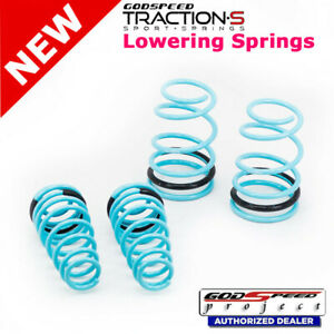 Traction s Sport Springs For Ford Mustang 2005 10 Godspeed Ls ts fd 0003 a