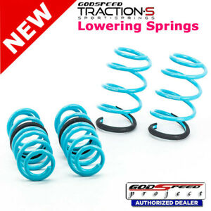 Traction s Sport Springs For Vw Golf Gti Mk7 2015 up Godspeed Ls ts vn 0002