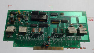 Simplex 562 731 Fire Alarm 8 Point Monitor Assy Board Only Ones On Ebay