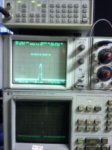 Hp 3585a Spectrum Analyzer For Part Or Repair