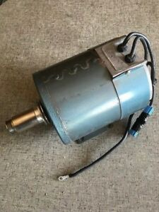 Clarke 56037a Permanent Magnet Dc Motor 24 Vdc 3 4 Hp