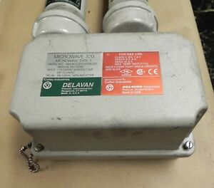 Delavan Microwave 320 Detector Type 1 Position And Level Control New
