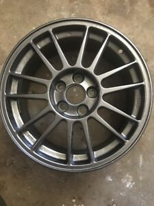 2005 Mitsubishi Lancer Evolution Bbs Wheel