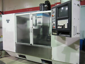 1993 Fadal Vmc 4020 High Torque Cnc Mill 40 x20 Made In Usa W 4th Axis Rotary