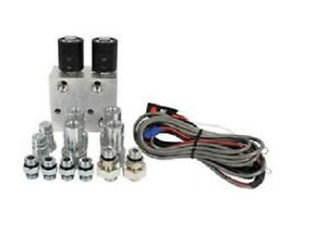 Hydraulic Multiplier 2 Circuit Kit W Command Control Switch Couplers 14789