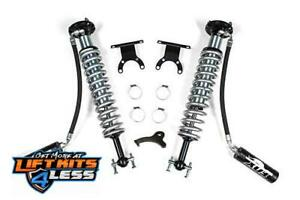 Bds 88302134 Fox 2 5 Coil Overs Fits 4 Lift For 14 16 Ford F150 2wd 4wd