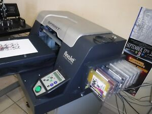 Anajet Sprint Brother Gt 541 Speed Treater Auto Re treatment Dtg Printing