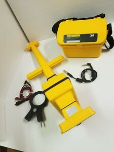 3m Dynatel 2573 Wand Cable Pipe Fault Locator W 2273 Receiver And Clamp