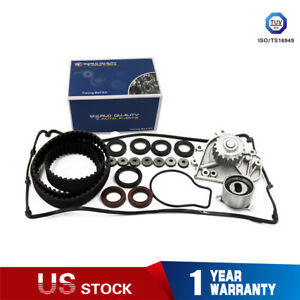 Timing Belt Kit Water Pump For 96 01 Acura Integra Crv 2 0l 1 8l Honda B18b1 B20