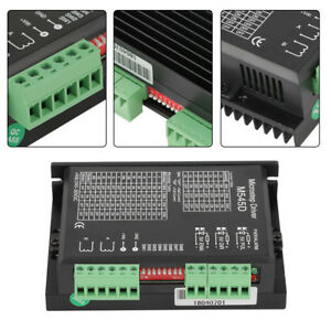 M545d Ac Step Motor Drive 2 Phase Controller For Cnc Router Engraving Machine