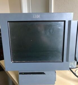 Ibm Sure Pos 4840 Touch Screen