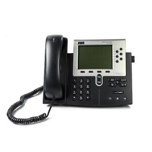 Lot Of 10 Genuine Cisco Cp 7960g Ip Voip Business Phone Poe Phone W Handset