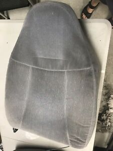 92 93 94 95 96 Ford Truck Bronco Bucket Seats Center Console Light Gray